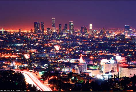 Los Angeles Hd Wallpapers La City Wallpaper Wallpapersafari
