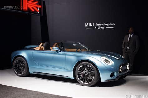 Mini Superleggera To Arrive In 2019