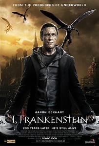 I, Frankenstein…'s Monster: Cassie-la Watches 'I
