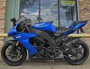 *SOLD* 2008 Kawasaki Ninja ZX10R Sport-bike Used Street ...