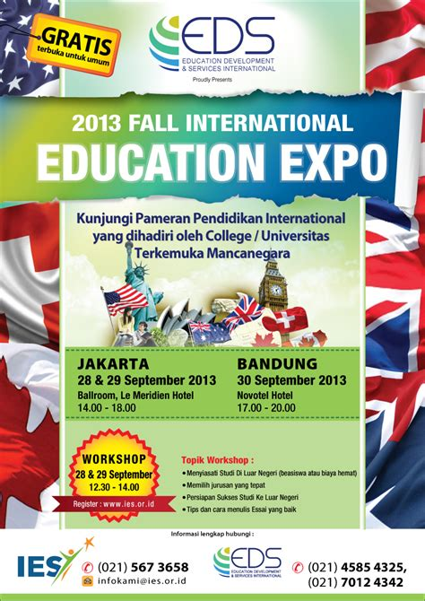 iesorid  fall international education expo