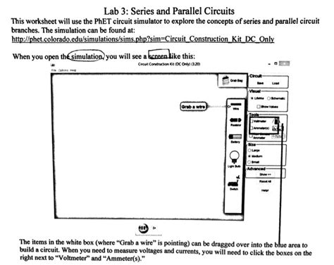 Series Circuits Worksheet Oaklandeffect