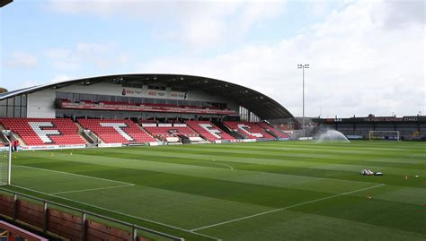 FLEETWOOD TOWN TEAM NEWS - News - Bradford City