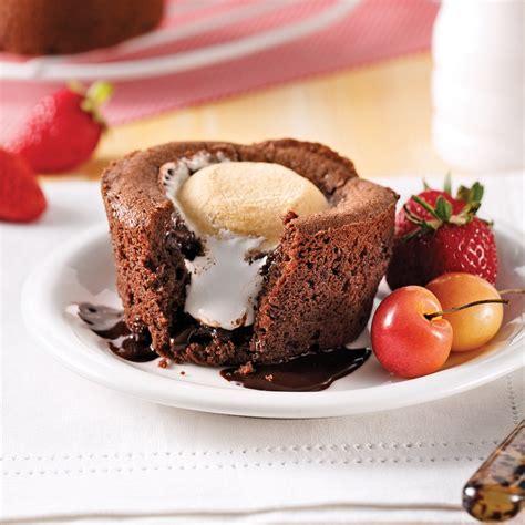 recette avec guimauve dessert petits g 226 teaux au chocolat et guimauve desserts recettes 5 15 recettes express 5 15