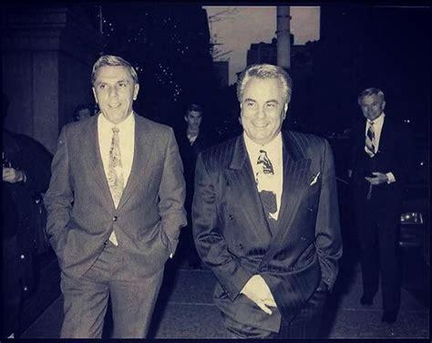 Frank Locascio And John Gotti, Dom Pizzonia In The