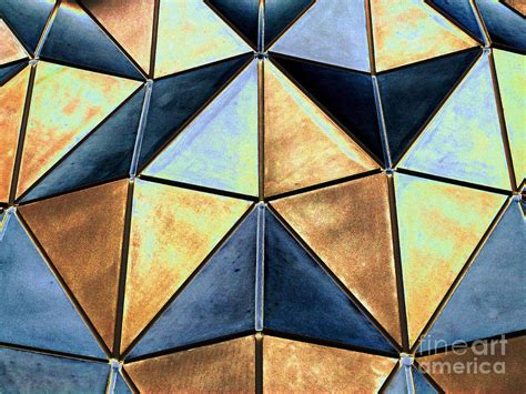 Abstract Modern Shapes by Pop Abstract Geometric Shapes Photograph By Toula