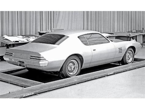 Firebird History by Pontiac Firebird History Rod Network