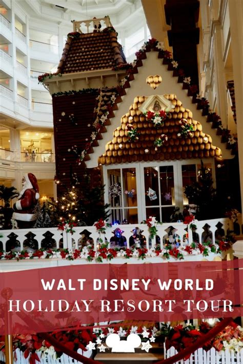 disney world decorate  christmas