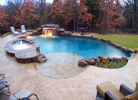 Swimming Pool Layout Design