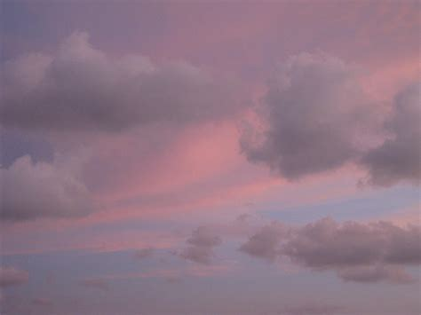 Violet Cloud Formation 1 Photograph By Brenda Berdnik