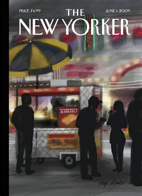 Cover Story: Finger Painting | The New Yorker