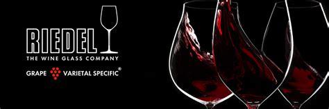Riedel Wine Glasses -Crystal Classics