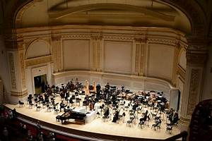 08 The Ronald O Perelman Stage Is 14m Deep At Carnegie ...