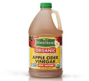 Raw Unfiltered Apple Cider Vinegar