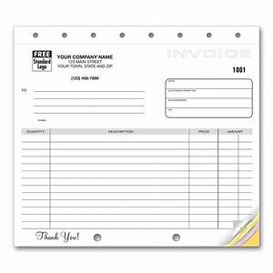 product details designsnprint With carbon copy invoices with logo