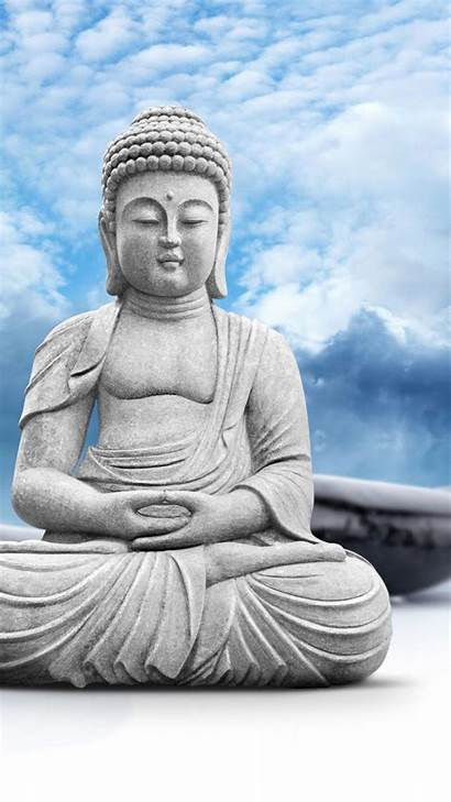 Buddha Iphone Statue Buddhist Wallpapers 4k Plus