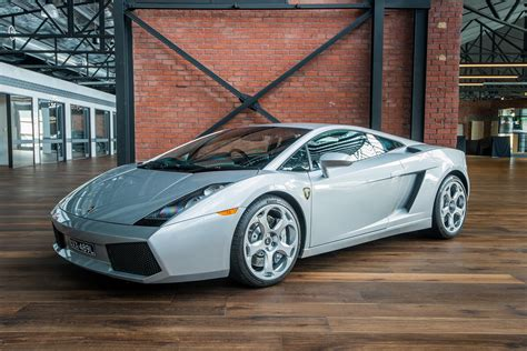 2004 Lamborghini Gallardo - Richmonds Classic, Prestige ...