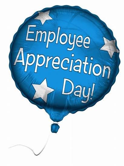 Appreciation Employee National Quotes Happy Balloon Celebration