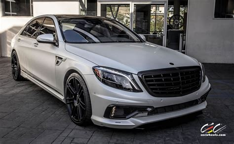 2015 Cec Wheels Tuning Cars Mercedes Benz Carlsson S