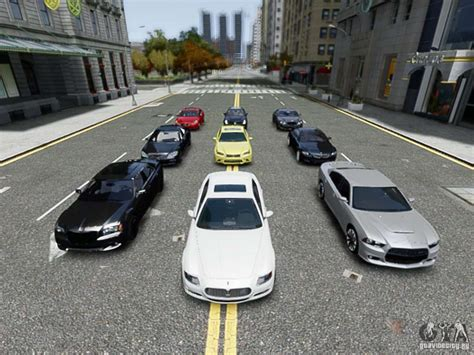 Real Car Pack 2013 Final Version For Gta 4