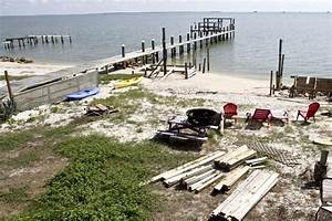 Coastal Residents Work To Slow Beach Erosion