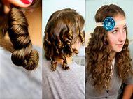 Cute Easy Hairstyles for Teenage Girls