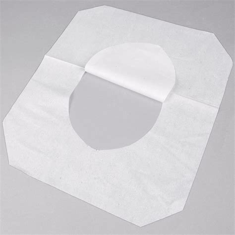 hookless shower curtain toilet seat cover half fold 5000 cs agh hospitality