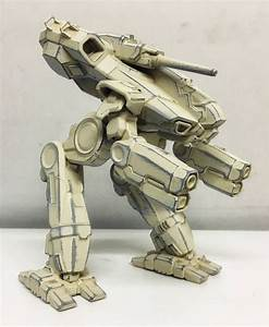 33 best MechWarrior Online Marauder 3D printed mech model ...