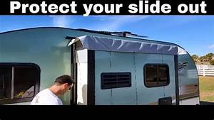 R-pod Trailer Slide Out Cover Installation Video
