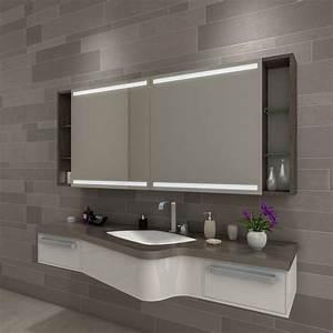 Badezimmer Spiegelschrank Mit Beleuchtung : badezimmer spiegelschrank mit beleuchtung catania ~ Indierocktalk.com Haus und Dekorationen