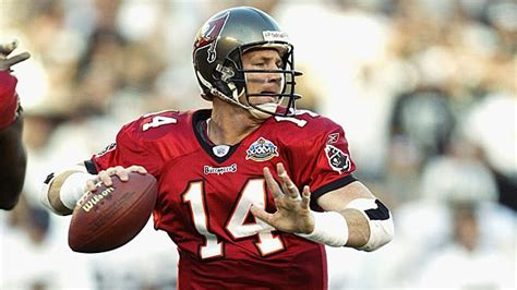 Ex Tampa Qb Brad Johnson Admits To Tampering With Super