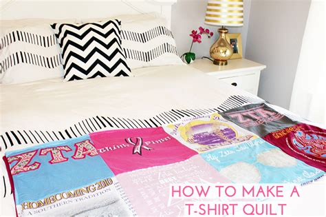 how to make a t shirt quilt how to make a sorority t shirt quilt the southern thing