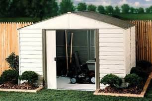arrow storage vm1012 10 x 12 vinyl milford shed ebay