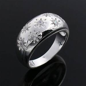 New noble design ladies 925 sterling silver fashion for Best quality wedding rings