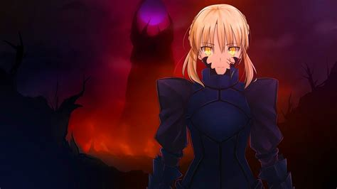 saber alter theme  fatestay night  trilogy