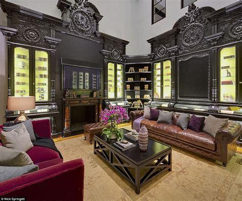See inside Heidi Klum's opulent $25 million mansion ...
