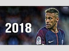Neymar Jr PSG Crazy Dribbling Skills 20172018 HD