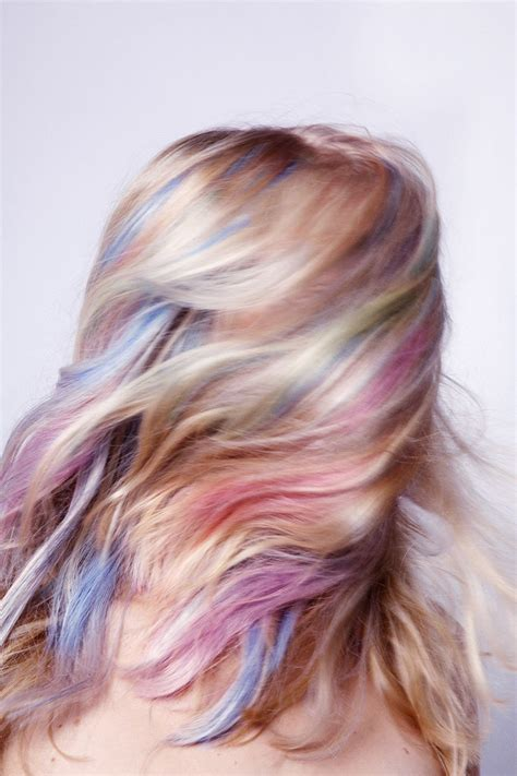 Easter Inspired Hair Color Tutorial How To Dye Your Hair