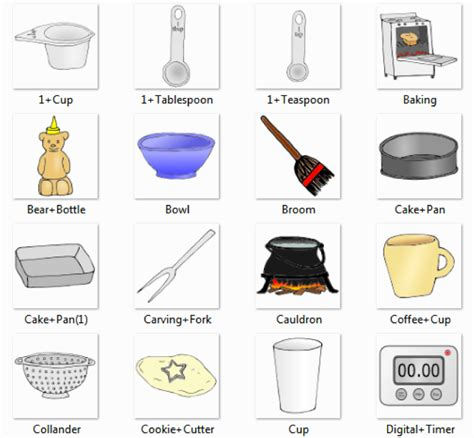 Kitchen Accessories With Names by 1 2520kitchen 2520pictures 2520for 2520classroom 2520and