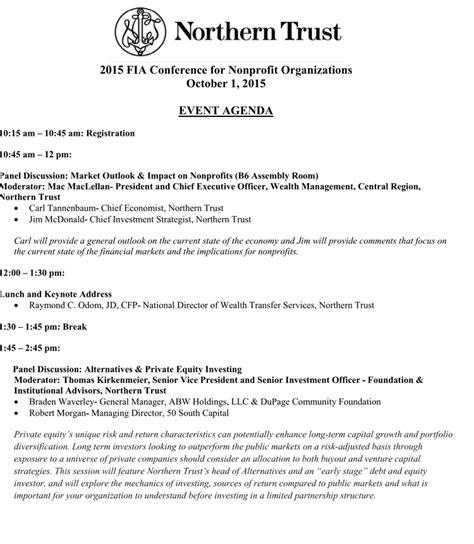 prepare   profit board meeting agenda