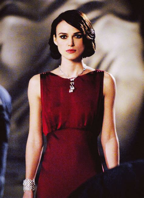 Chanel Coco Mademoiselle People Keira Knightley