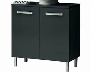 Waschtischunterschrank 60 Cm Breit : waschtischunterschrank pelipal mainz 60cm anthrazit kaufen bei ~ Bigdaddyawards.com Haus und Dekorationen