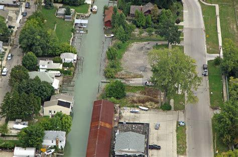 Boat Marinas In Detroit by Riverside Boat R Marina In Detroit Mi United States