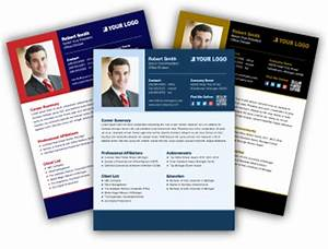professional profiles With personal profile design templates