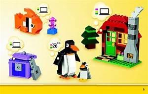 Lego Classic Anleitung : bauanleitungen lego classic 10695 lego bausteine box page 1 lego lego box und classic ~ Yasmunasinghe.com Haus und Dekorationen