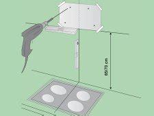 hauteur d une hotte de cuisine hauteur d 39 une hotte aspirante choix d 39 électroménager