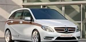 Mercedes Classe B Electrique : mercedes va d velopper une mercedes classe b lectrique ~ Medecine-chirurgie-esthetiques.com Avis de Voitures