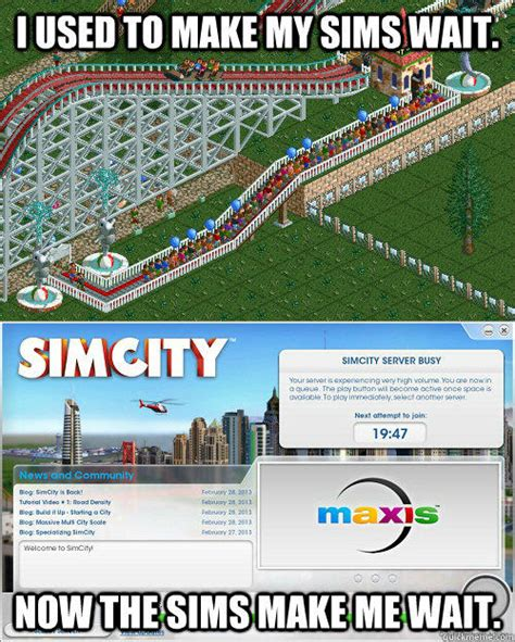 Simcity Meme - simcity know your meme