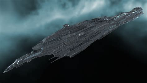 Eve Online Fares Well In Sci-fi Spaceship Size