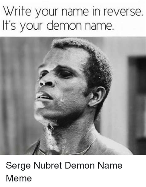 Meme Names - 25 best memes about demon names demon names memes